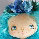 Русалка кукла