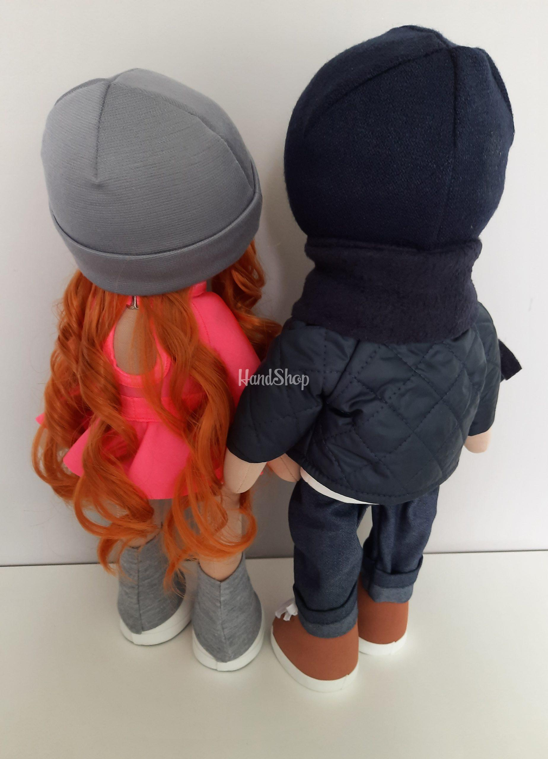 Спортсмены куклы большие пара