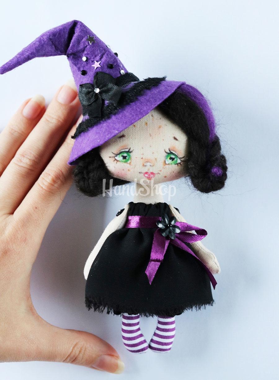 Хэллоуин кукла ведьма